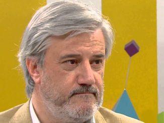 Alejandro Fabbri es hincha de