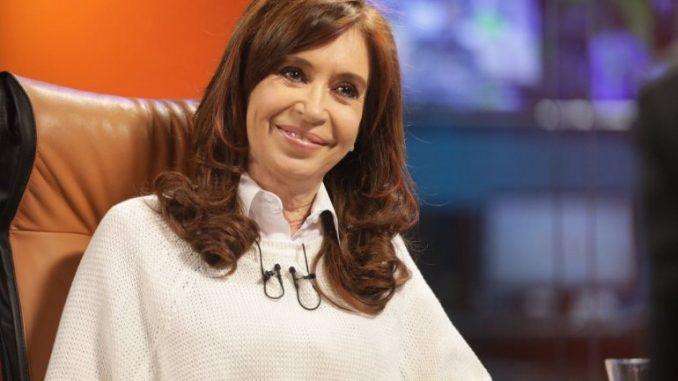 Cristina Kirchner es hincha de