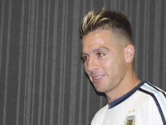 Julio Buffarini hincha de Boca 1