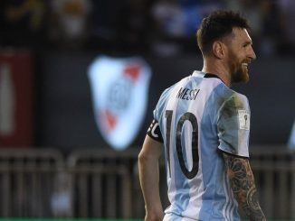 Messi es hincha de River
