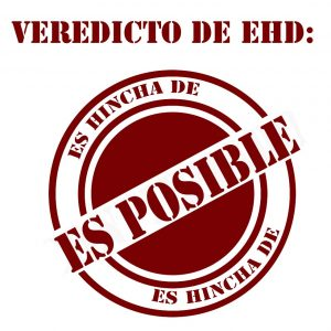 VEREDICTO ES POSIBLE