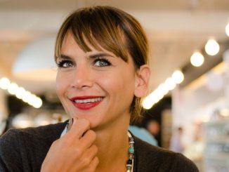 Amalia Granata es hincha de
