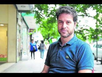 Rodolfo De Paoli hincha de