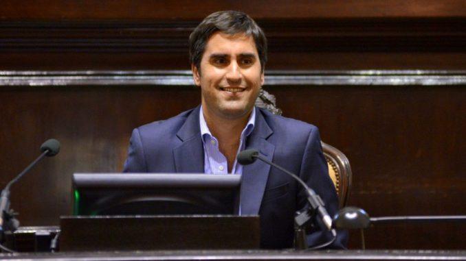 Manuel Mosca hincha de Independiente