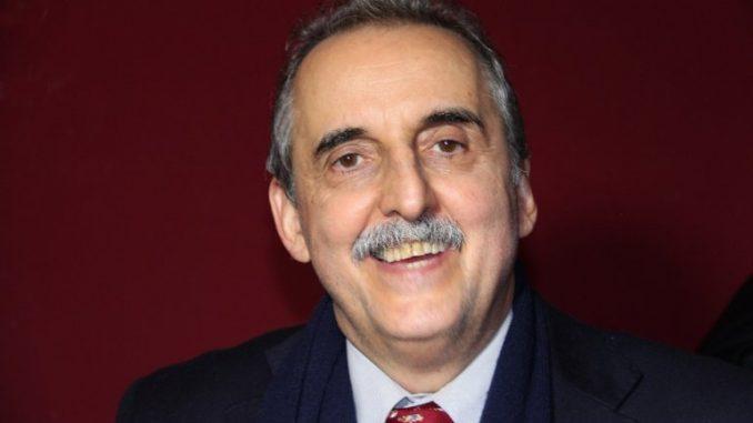Guillermo Moreno hincha de