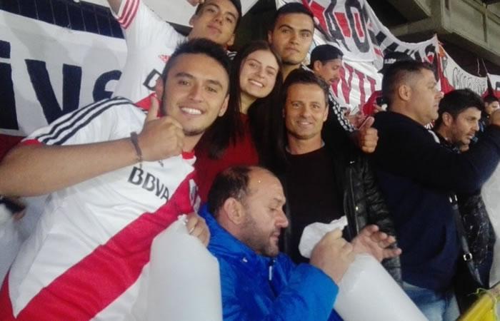 Diego Cocca hincha de River parte 2