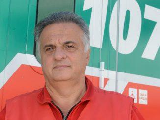 Alberto Crescenti hincha de San Lorenzo