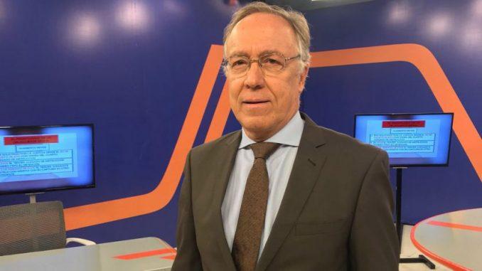 Guillermo Nielsen hincha de