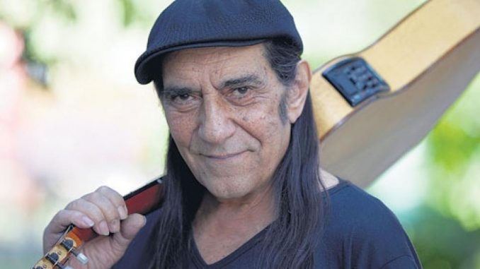 Horacio Negro Fontova hincha de