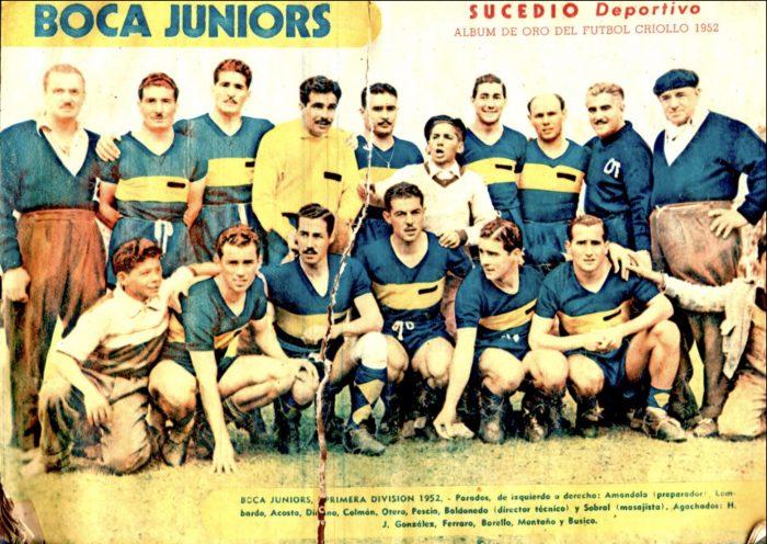 boca 1952
