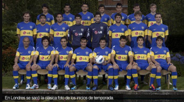boca juniors 2011