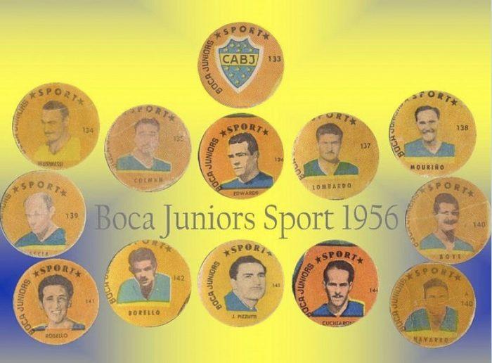 boca juniors 1956