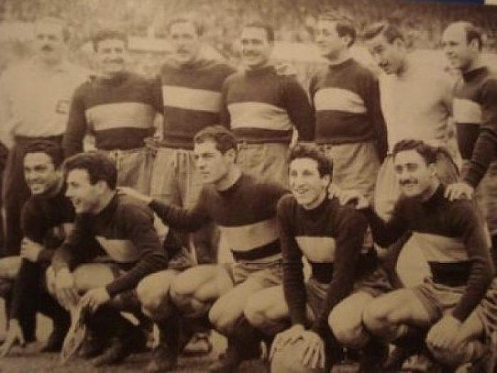 boca juniors 1957