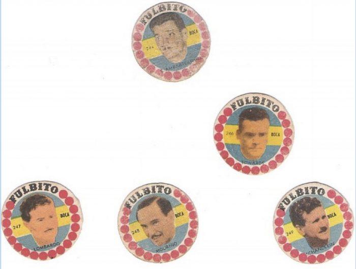 boca juniors 1958