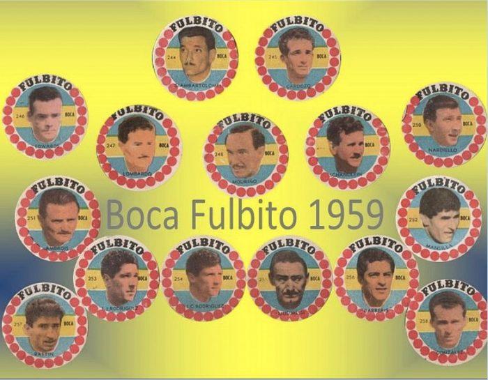 boca juniors 1959