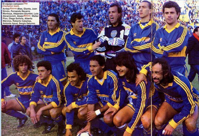 boca juniors 1993