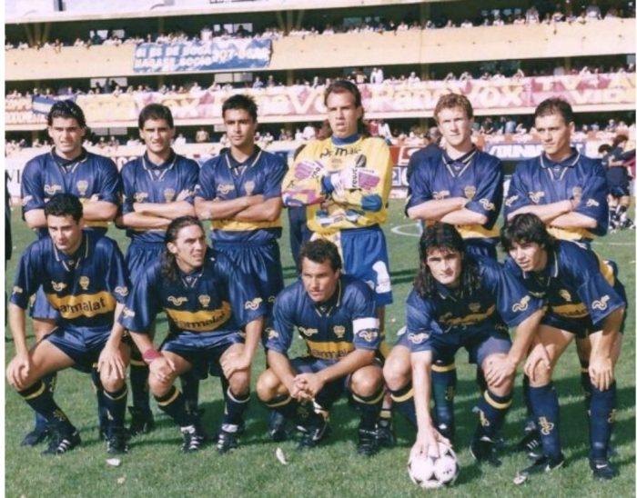 boca juniors 1994