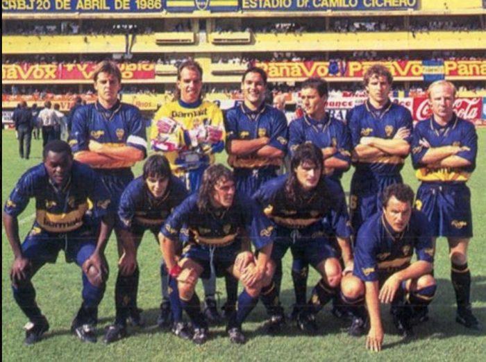 boca juniors 1995