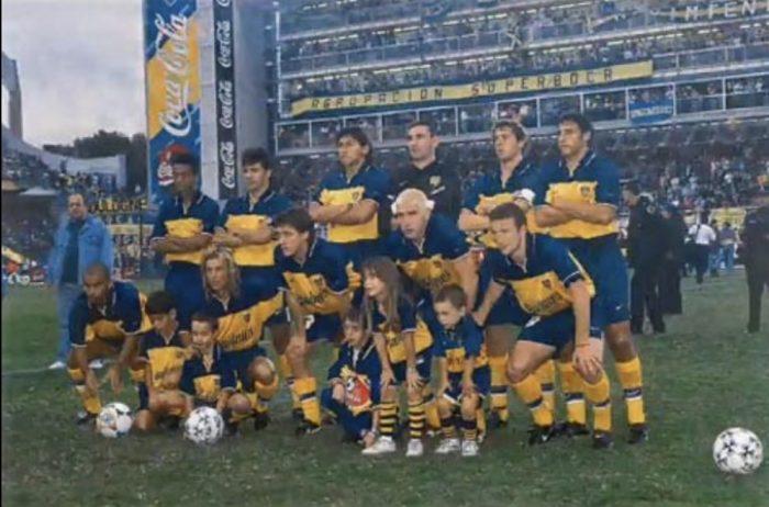 boca juniors 1997