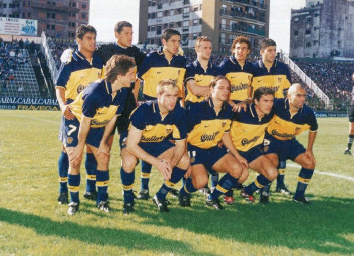 boca juniors 1999