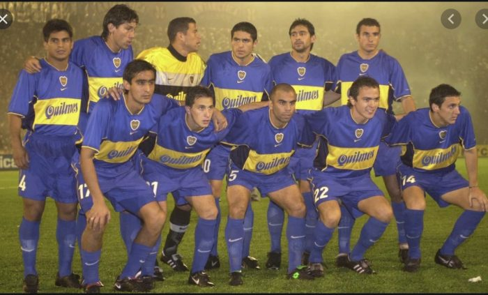 boca juniors 2002
