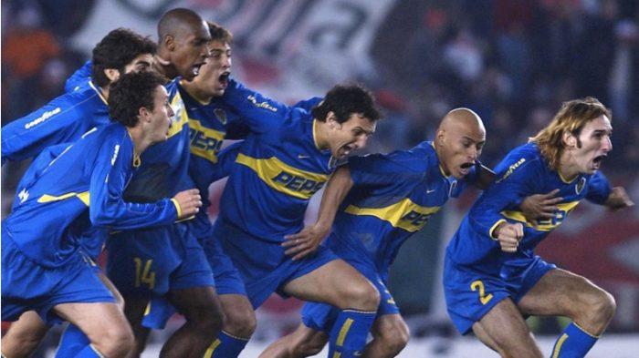 boca juniors 2004