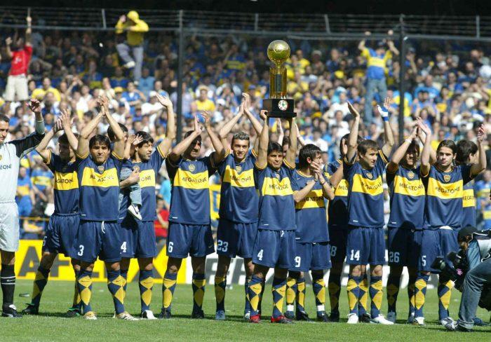 boca juniors 2008