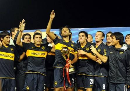 boca juniors 2009