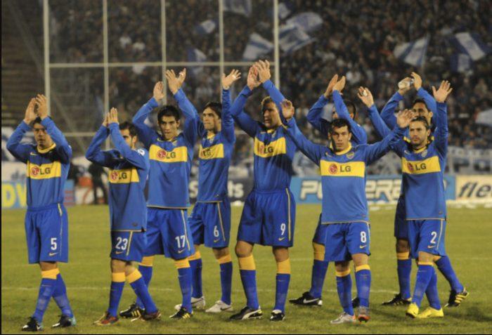 boca juniors 2010