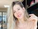 Guillermina Valdes hincha de velez