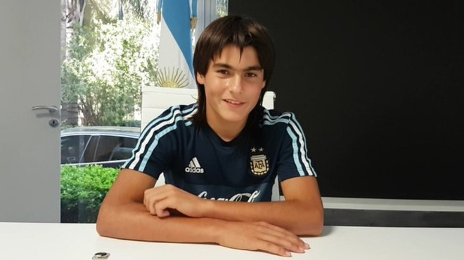 Luka Romero - Portada