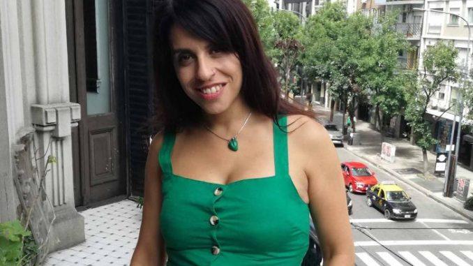 Victoria Donda hincha de