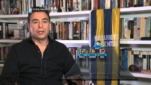 Reynaldo Sietecase hincha del Canalla