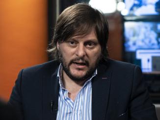 Leandro Santoro - Hincha de San Lorenzo