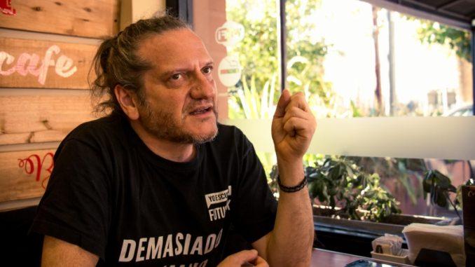 Diego Sztajnszrajber hincha de Estudiantes