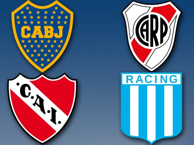 Es hincha de - ¿Quien es el sexto grande del fútbol argentino?