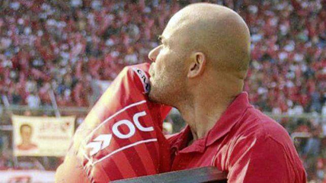 Eduardo Sacheri hincha de Independiente de Avellaneda