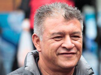 Bichi Borghi hincha de Racing de Avellaneda