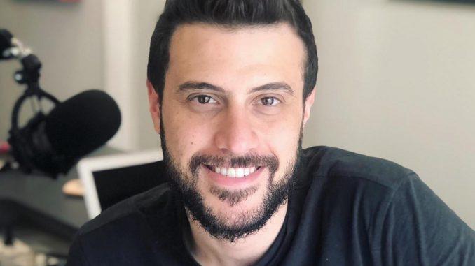Diego Leuco hincha de Boca