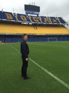 Noel Gallagher hincha de Boca 4