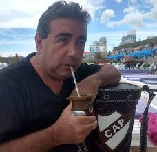 Diego Perez hincha de Platense 1