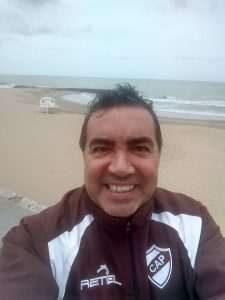Diego Perez hincha de Platense 2