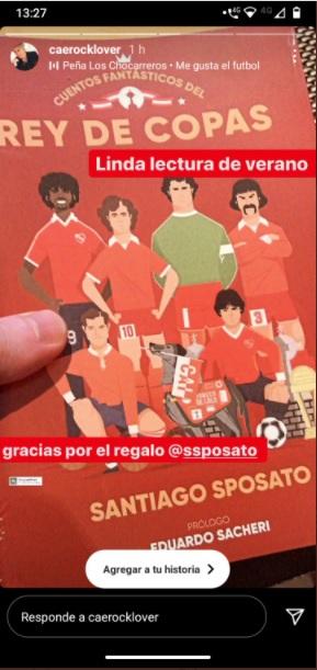 Cae hincha de Independiente 2