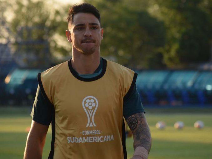Fernando Zampedri hincha de River 2021