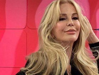 Graciela Alfano hincha de
