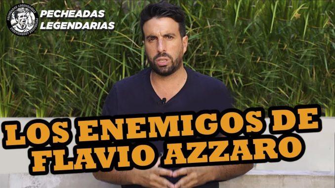 Es hincha de - Los enemigos de Flavio Azzaro