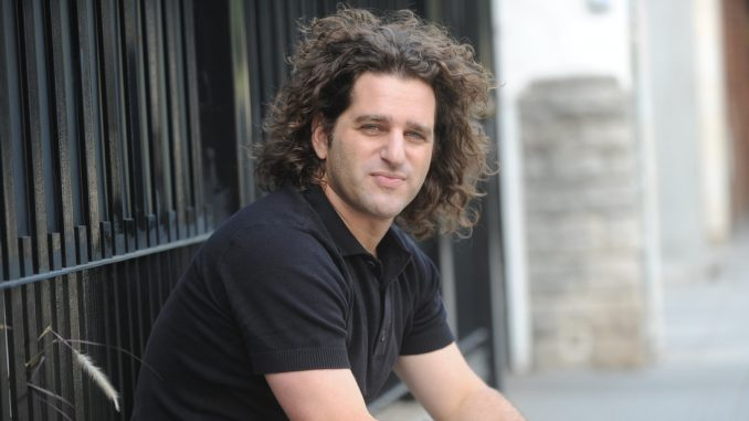 Damian Manusovich hincha de