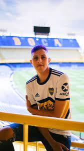 Joaco Lopez hincha de Boca 1