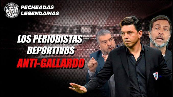 Los Periodistas Anti Gallardo
