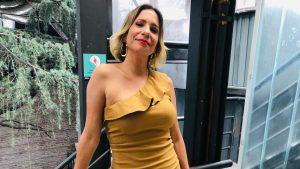 Angela Lerena hincha de Boca 1